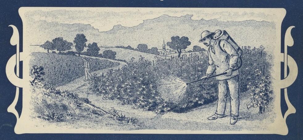 Il n 39 y a pas d 39 alternative aux pesticides le jardin vivant for Le jardin vivant