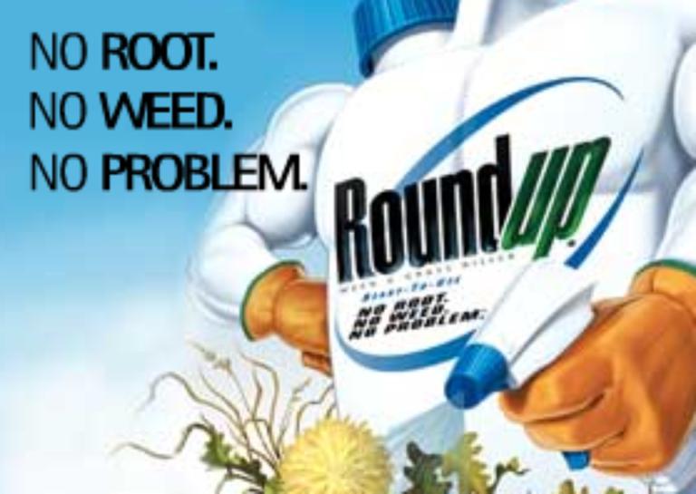 Une étude réhabilite le Roundup comme un produit sain !