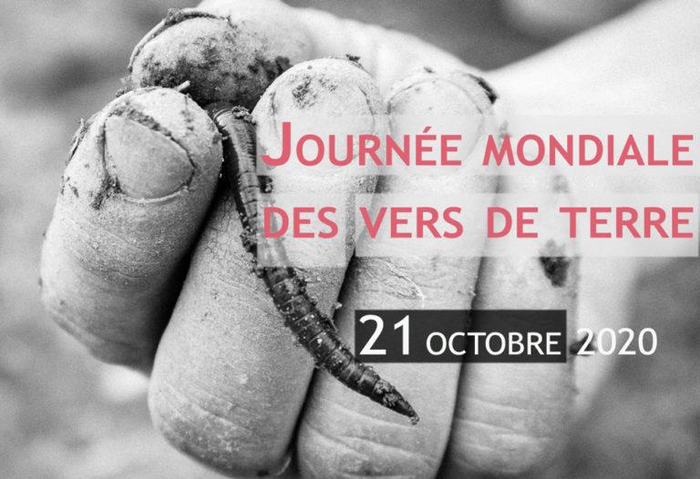 21 octobre, journée mondiale des vers de terre !