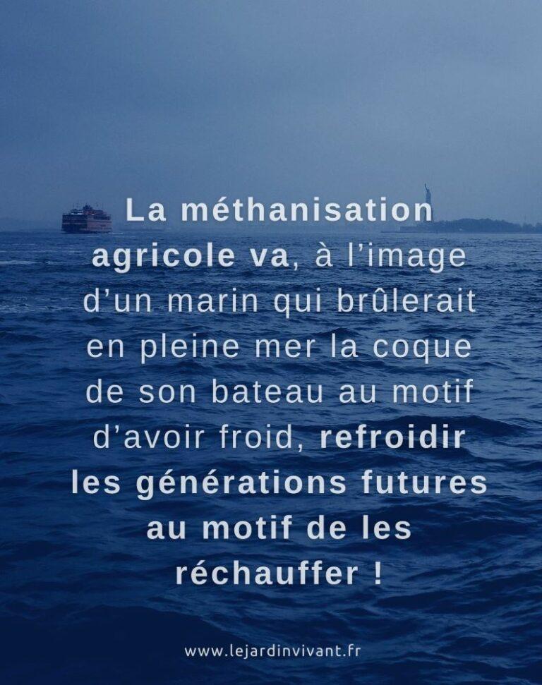 Crowdfunding : La méthanisation agricole, une énergie qui sent le gaz !